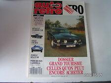 **b Auto Moto Rétro n°110 SOVAM / Renault Floride / Pontiac Firebird