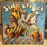 [SOUL/FUNK]~EXC LP~SIDE EFFECT~Goin' Bananas~[OG 1977~FANTASY~YELLOW VINYL]~