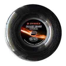 TENNIS STRING DYREEX BLACK EDGE WHIRL 2 GAUGES 200M