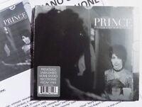 PRINCE CD Piano & Microphone 1983 NEW Album 2018 SEALED Digi + Promo Sht IN STOC