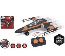 Star Wars Poes X-Wing Fighter Premium RC Radio Remote Control Toy Gift 30m Range