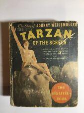 1934 The Big Little Book Tarzan Of The Screen