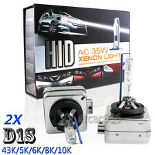 2x 35W D1S HID Xenon Headlight Bulbs OEM Low Beam Lights For Jeep Grand Cherokee