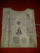 Thai amulet vintage cloth . Yant Yantra Shirts