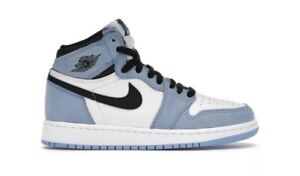 Air Jordan 1 Retro High University Blue GS Size 7Y 575441-134 *ORDER CONFIRMED!*