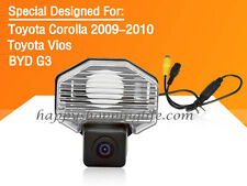 Car Rear View Camera for Toyota Corolla Vios BYD G3 - Back Up Reverse Cameras
