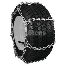 TIRE CHAIN (set) 20X10X8 Tire Chains, 4 LINK for both back tires NEW Chains only