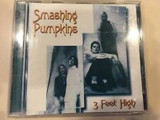 "Smashing Pumpkins ""3 Feet High"" Live Import CD KTS 264"