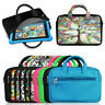 Universal 6 - 8 Inch Tablet Sleeve Vegan Leather Travel Carrying Pouch Case Bag