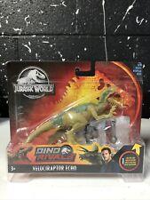 Jurassic World Velociraptor Echo Dino Rivals Figure Dinosaur Mattel