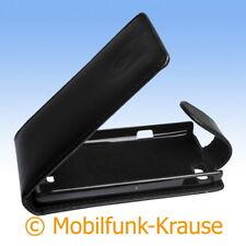 Flip Case Pouch Mobile Bag Case for Sony Xperia Miro (Black)