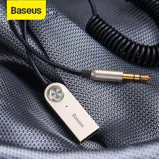 Baseus Bluetooth 5.0 Audio Transmitter Empfänger Auto AUX 3.5mm Adapter Kabel