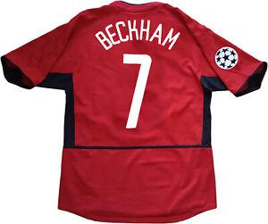 Maglie da calcio di squadre inglesi Manchester United da 7 maglia ...