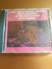YABBY YOU & MICHAEL PROPHET- MEETS SCIENTIST AT THE DUB STATION
