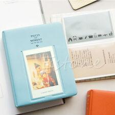 Blue 64 Pockets Album Photo Case For Fujifilm Instax Mini8 7s 25 50s 90 Storage