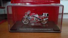 HONDA RS 125  CAPIROSSI  1991   IXO 1/24