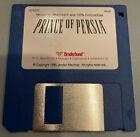 "Prince Of Persia - 1990 Ibm Tandy Computer Video Game Broderbund 3.5"" Diskette"