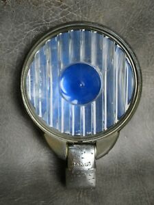 A WORKING VINTAGE NEARLITE ROOTES BLUE SPOT FOG LAMP