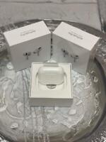 Apple AirPods Pro White In-ear Canal Headset with Wireless Charging Case New Box