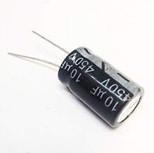 Condensatore elettrolitico radiale 22uF 450V | 4 PEZZI