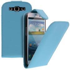 Für Samsung Galaxy S3/i9300 Handy Flip Case Tasche Hülle Türkis Tasche