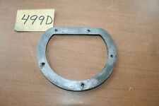 1986 Kawasaki KDX 200 Air Cleaner Rubber  Duct Boot Holder Flange OEM 86 C