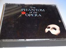 CDST The Phantom of the Opera [Original London Cast] (1987 2-CD) Andrew L. Weber