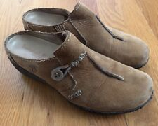 Timberland Womens Brown Slip On Overton Shoes - Size 7.5