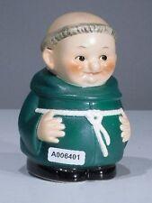+# A006401 Goebel Archiv Muster Spardose Friar Tuck grün SD29 Plombe TMK6