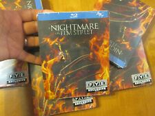 A NIGHTMARE ON ELM STREET BLU RAY Steelbook Limited Edition EXCLUSIVE FYE HORROR