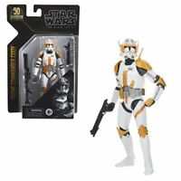 "Star Wars The Black Series Archive Clone Commander Cody 6"" Inch Action Figure"