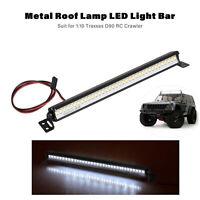 Roof Spotlight LED Light Bar Lamp for 1/10 TRAXXAS TRX4 D90 SCX10 ii GEN8 RC Car