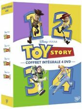 Disney Pixar Toy Story Intégrale 4 DVD