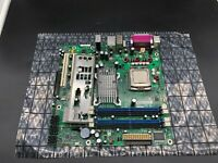 Intel D41676-601 DQ965GF Motherboard Core 2 Duo CPU 2.2GHz I/O - LOOK