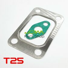 T2 T25 T28 GT25 GT28 GT2871 gt2860 Turbo Turbine 4 Bolts Inlet Gasket gaskets 5U