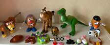 Toy Story Bundle-Rex-Slinky-Mr Potato Cabeza (Buzz & Woody) - Mr Pricklepants