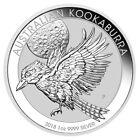 2018-P Australia 1 oz Silver Kookaburra $1 Coin BU SKU49052