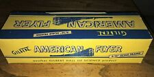 10 pcs-American Flyer Postwar S gauge Track - with OB