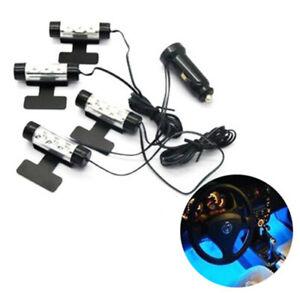 Car Interior LED Light Auto Ambient Atmosphere Lighting Decor Lamp Universal