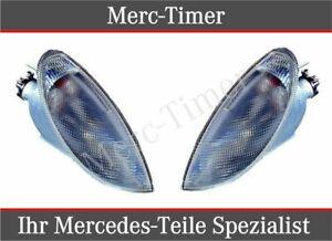 Mercedes-Benz R170 SLK-Klasse Frontblinker Paar Blinker Vorne Links Rechts Satz