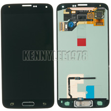 For Samsung Galaxy S5 G900F G900 LCD Display Touch screen Digitizer black+cover