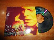 DAVID BOWIE The singles collection CD ALBUM SAMPLER PROMO UK PORTADA CARTON 1993