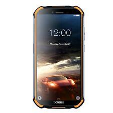 "DOOGEE S40 4G Rugged Mobile Phone 5.5"" 2GB RAM 16GB ROM Android 9.0 (Orange)"