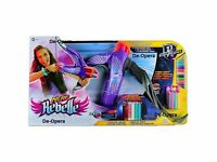 Nerf Rebelle Strongheart Foam Blaster Outdoor Garden Toys Gun Fun Kids Purple Uk
