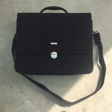 Toshiba BriefCase For Laptop Files Chargers Extremely Useful. New