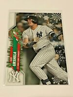 2020 Topps Walmart Holiday Baseball HW130 - Gio Urshela - New York Yankees