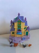 Disney polly pocket the vulgaires 1996 COMPLETE WITH ALL figures
