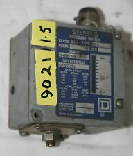 SQUARE D  9012 ACW-3  Industrial Pressure Switch 31-6890 kPa Diff'l 242-930 kPa