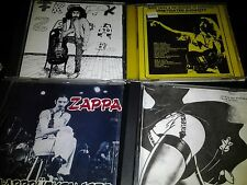 Beat the Boots Frank Zappa (8) CD Primo Jelly Zowie Mothers of Invention