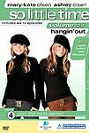 Mary-Kate & Ashley Olsen - So Little Time Vol. 4: Hangin' Out (DVD, 2003) - NEW!